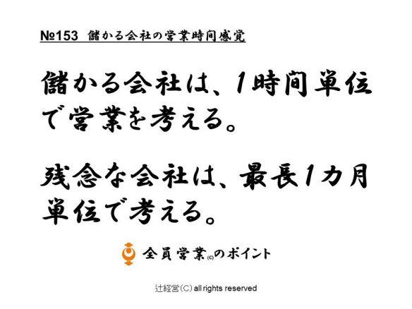 160601儲かる会社の営業時間感覚№153